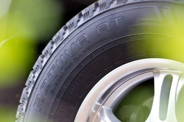 Всесезонные шины для внедорожников A/T (АТ) : в чем отличие?