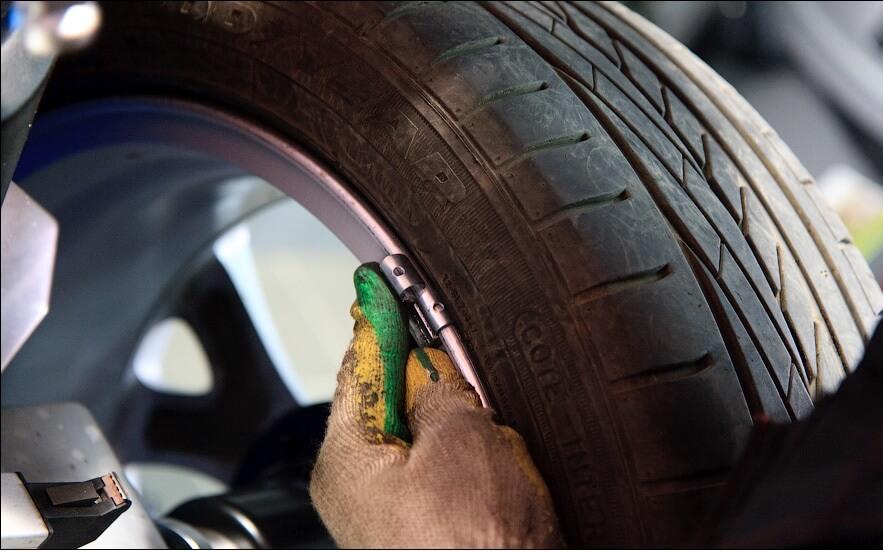 Как провести балансировку колес