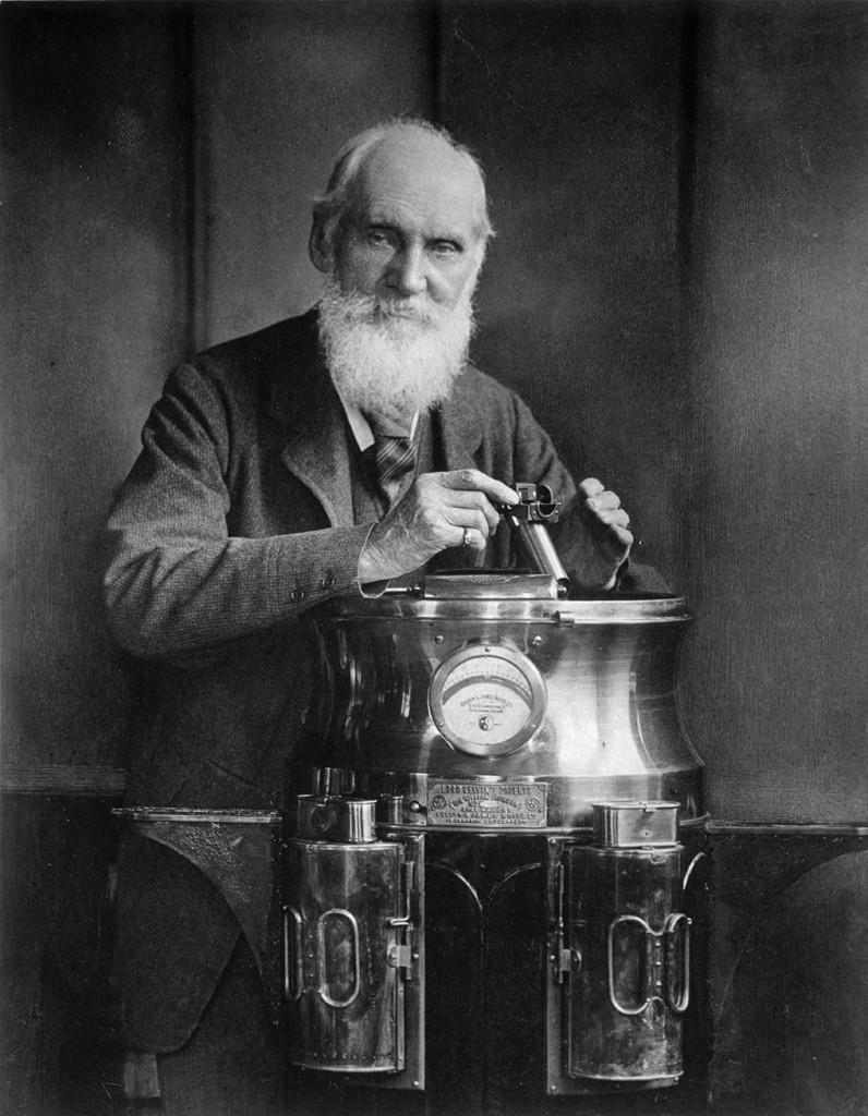Томсон, Уильям (лорд Кельвин) - изобретатель шины