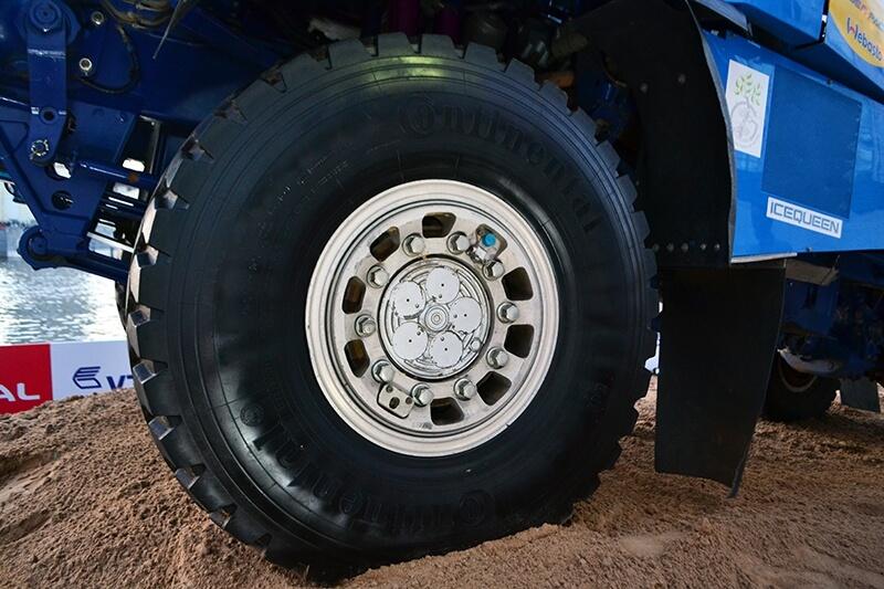 бездисковое колесо