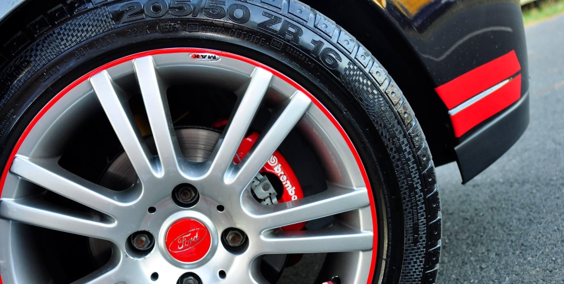 ширина профиля шины