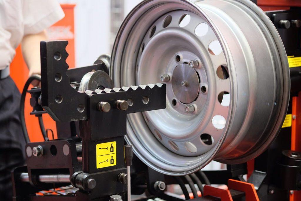 ремонт стального диска